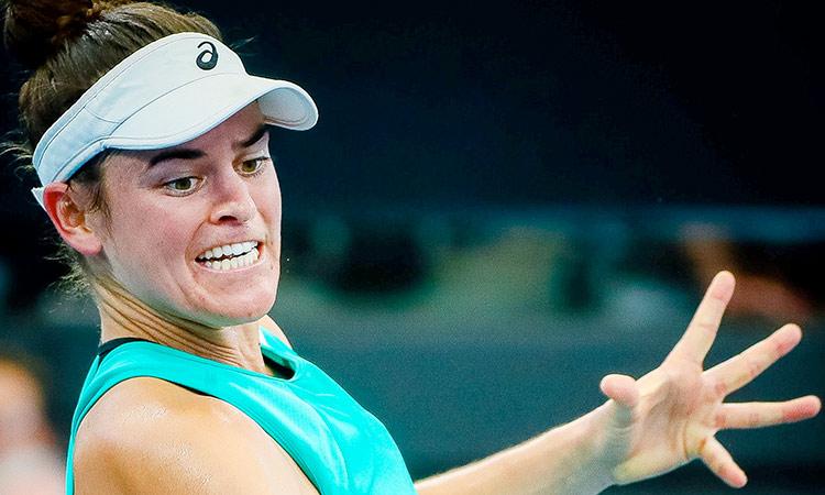 Barty unfazed despite exit from Brisbane; Serena moves ...