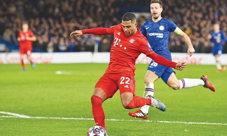 Rampant Bayern gave Chelsea  a reality check, says Lampard