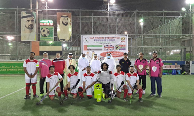 ينطلق اتحاد الإمارات للهوكي في مهمة لتأسيس فريق من الدرجة الأولى